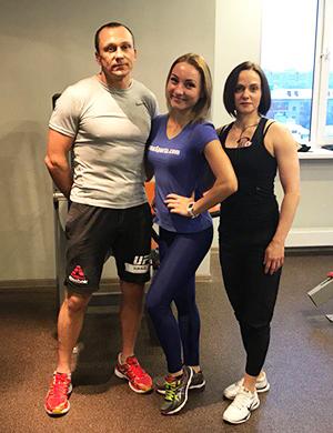 Светлана и Геннадий Архиповы